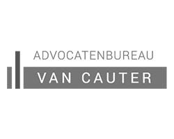 Website gemaakt voor Advocatenbureau Van Cauter